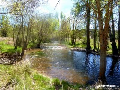 Río Cega,Santa Águeda–Pedraza;hacer amigos en madrid riofrio de riaza lozoya del valle viajes fi